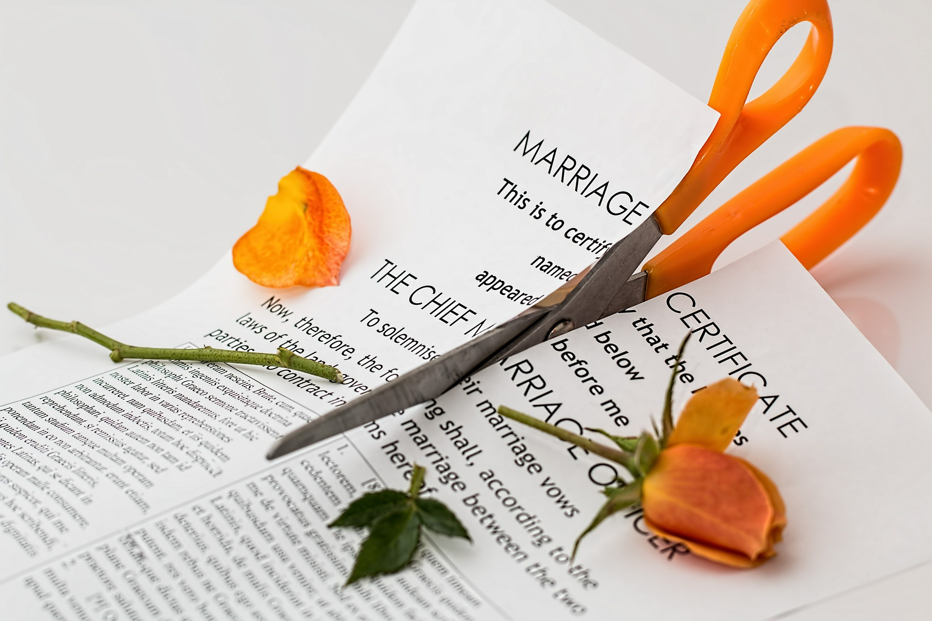 Divorce Laws 2018