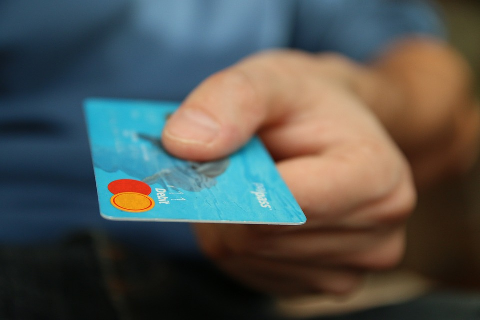 Pay Bills Using Credit Cards